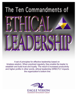 Ten Commandments of Ethical Leadership