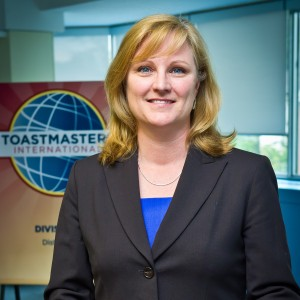 Dawn at Toastmasters June 2014